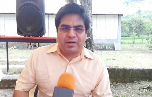 Conflictos políticos y gobierno federal cancelan proyecto de carretera Santiago Progreso-San Pedro Ozumacin: FPR