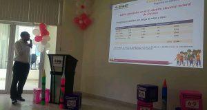 Consulta Infantil arroja que niñas, niños y jóvenes piden más seguridad en Tuxtepec