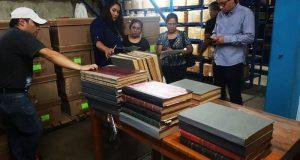 Cuenta Hemeroteca de Oaxaca con nuevo acervo periodístico