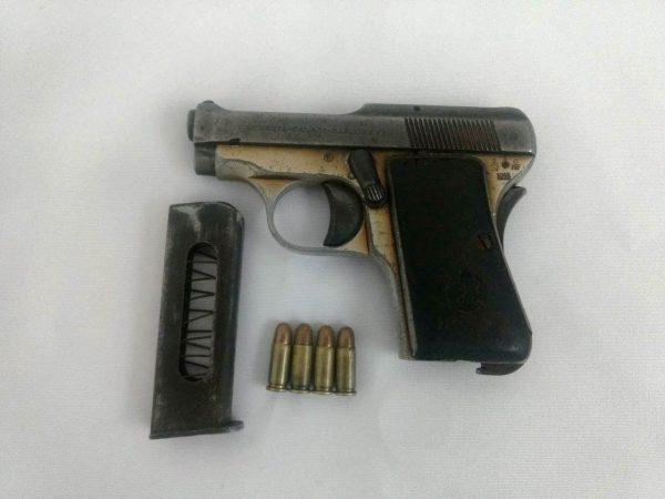 En Operativo Centinela SSPO detiene a persona armada en Pochutla