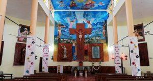 Dan a conocer actividades para la fiesta en honor a San Juan Bautista en Valle Nacional