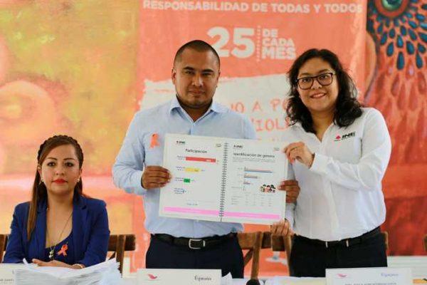 En Santa Lucía del Camino las mujeres pueden acceder a cargos públicos, en condiciones de igualdad: Dante Montaño