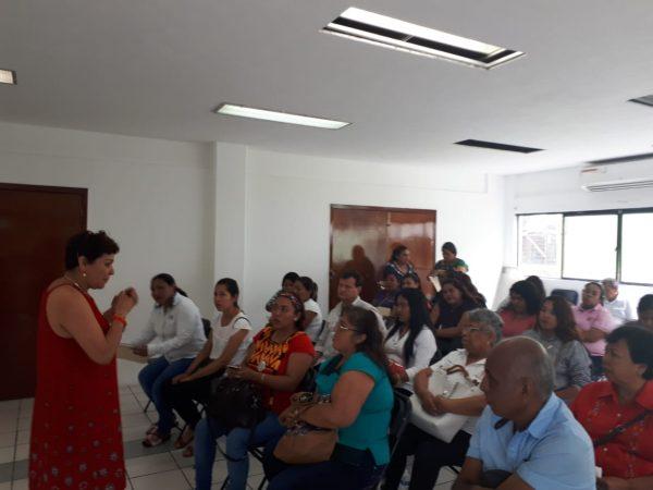 En Chiltepec, respeto y respaldo para nuestros adultos mayores