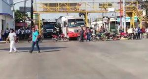 Motociclistas amenazan con movilizarse, si gobierno no accede a sus peticiones
