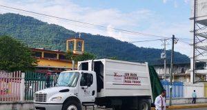 Con nuevo camión de basura, valle tendrá un ahorro de más de 2 mdp anuales: Rey Magaña
