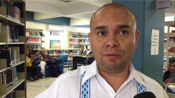 Candidato único a la facultad de derecho, pide a la SSPO refuerce seguridad durante jornada electoral