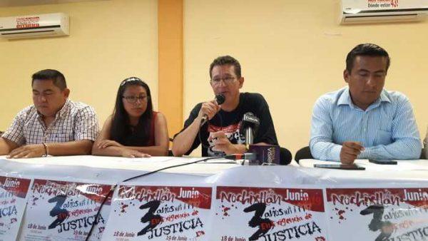 Comité de victimas exige establecer responsabilidad a funcionarios por caso Nochixtlán