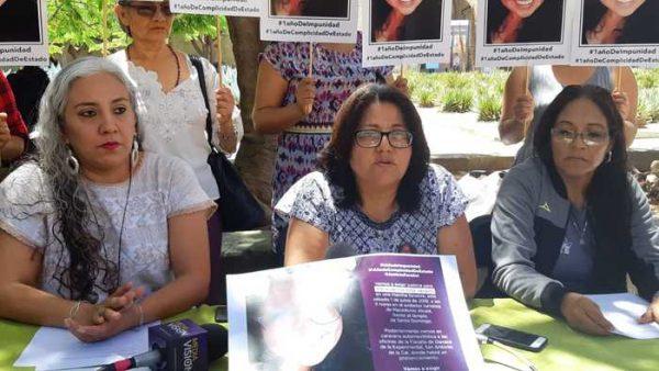 Llevarán ante Fiscalía General de la República, caso de homicidio de María del Sol Cruz Jarquín