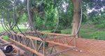 Atrasada obra del Puente de San Bartolo, iba a estar lista en 90 días