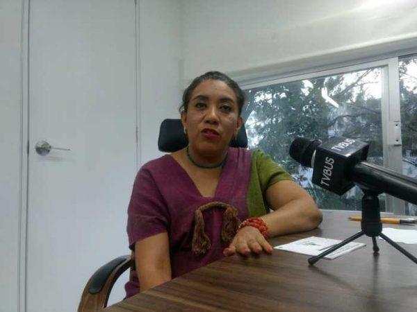 A 6 meses de gobierno, Nancy Ortíz delegada de Bienestar en Oaxaca hace un balance de resultados