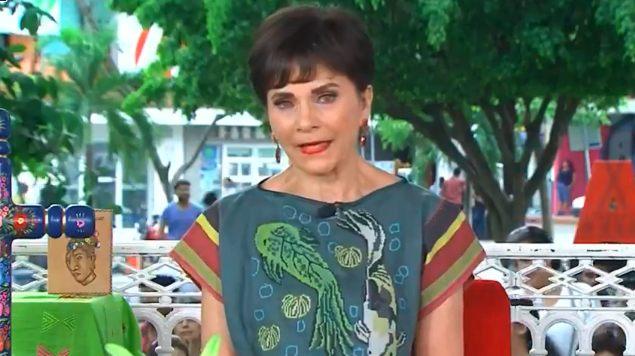 """Pati Chapoy llama """"ignorante"""" a Sofía Castro"""