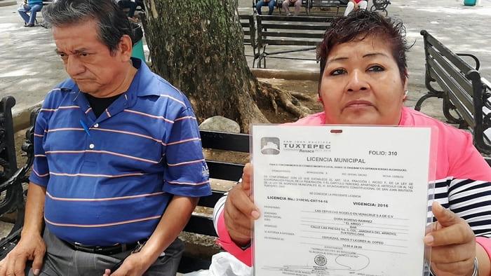 Propietarios de bares y cantinas afectados por operativos, aseguran que Dávila los ha evadido