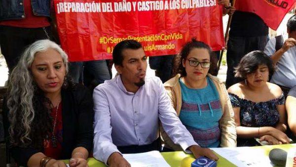 Sol Rojo acusa al fiscal de complicidad por desaparición de su defensor