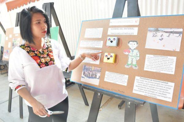 Respalda IEEPO nuevas estrategias de enseñanza en educación física