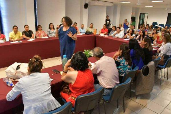 Más de cinco mil docentes se capacitaron a través de cursos impartidos por el IEEPO