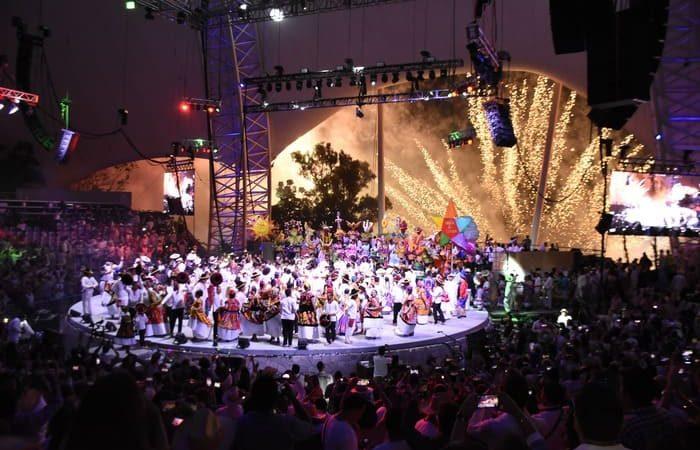 Reporta Gobierno de Oaxaca de Juárez saldo blanco al concluir octavas de Donají y Guelaguetza