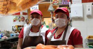 Capacita Gobierno capitalino a comerciantes   en manejo higiénico de alimentos