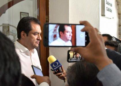 Guardia Nacional llega a la ciudad de Oaxaca para fortalecer la seguridad: Oswaldo García