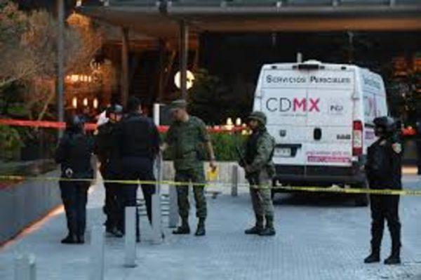 Desvinculan a los israelíes asesinados en CDMX con empresa en Oaxaca