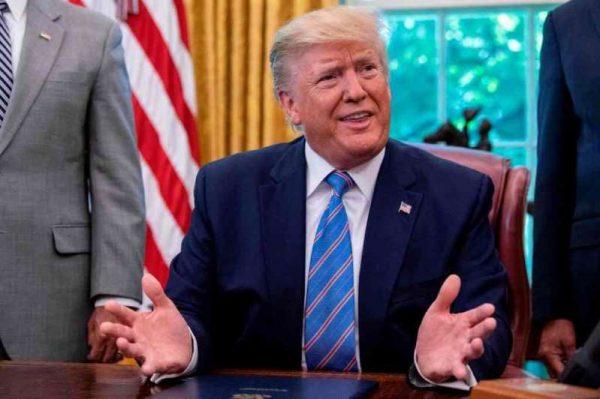Trump cancela aranceles a México tras medidas en migración