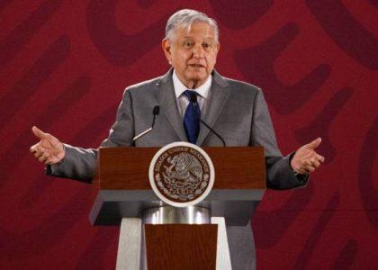 Legalmente pertenece a México lo decomisado al Chapo: AMLO