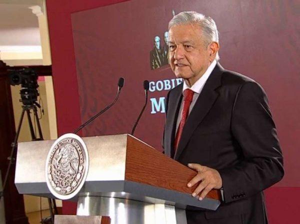Líderes de protestas no trabajan en la PF: López Obrador