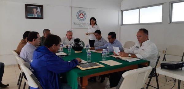Avanza en Oaxaca el Fideicomiso para Desastres: CEPCO