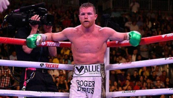 Canelo Álvarez canceló tradicional pelea en Septiembre