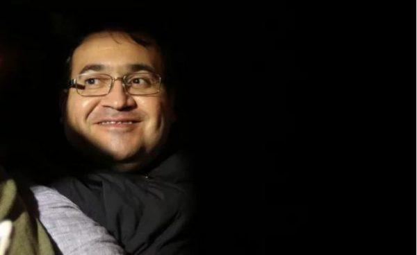 Suspenden condena de Javier Duarte; sigue en prisión preventiva