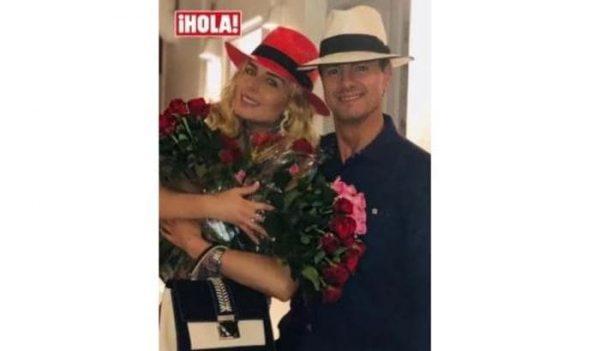 """""""Es el novio más caballeroso que he tenido"""": Tania Ruiz sobre EPN"""