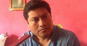 Regresa Eduardo Lozano de España, luchará por derechos de pueblos originarios