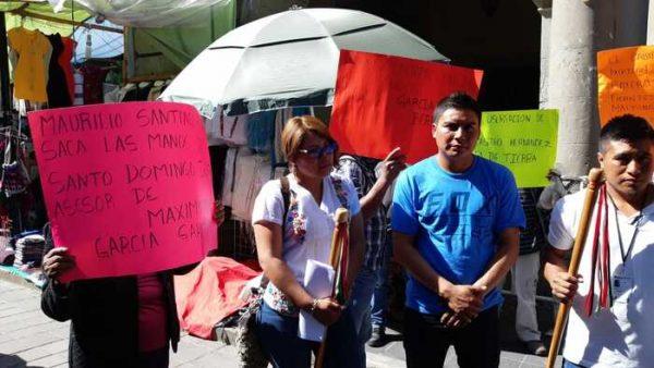 Habitantes denuncian a Edil de Chalcatongo por incumplir acuerdo de paz