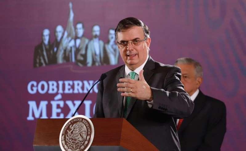 Detener tráfico de armas sería la mejor contribución de EU a México: Ebrard