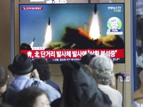 Corea del Norte dispara dos cohetes, dice Seúl
