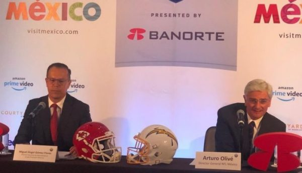El 6 de agosto comenzará la venta de boletos para el juego de NFL en México 2019