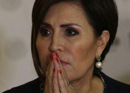 Aceleran juicio político contra Rosario Robles en San Lázaro