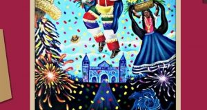 Invita Cuilápam de Guerrero a su fiesta patronal y Guelaguetza