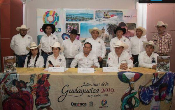 Se llevará a cabo la Tercera Gran Cabalgata de la Guelaguetza 2019