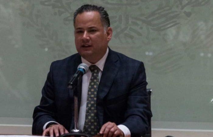 No tenemos investigación contra Meade: Santiago Nieto