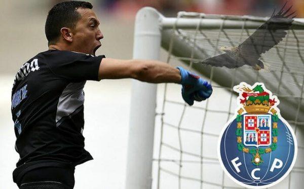 Agustín Marchesín es nuevo jugador del Porto tras arreglo con América