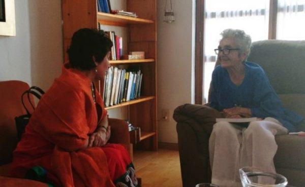 Muere Alicia Pesqueira de Esesarte, directora del museo Tamayo