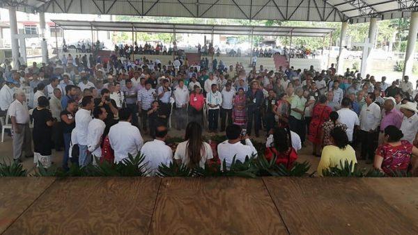 En Usila realizan consulta para la reforma de los derechos de los pueblos indígenas