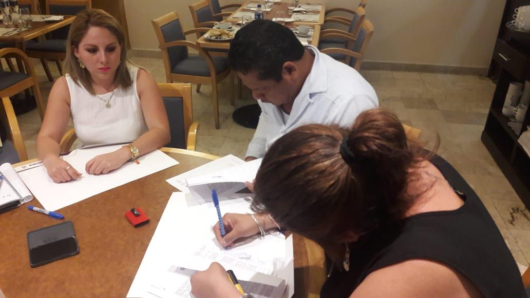 CORETURO y Ayuntamiento de Chiltepec firman convenio