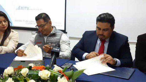 Universidad y Defensoría de Oaxaca, signan convenio en apoyo a los defensores indígenas