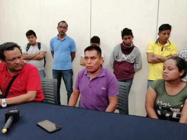Son 15 los retenidos en San Dionisio Ocotepec, se cumplen cinco días denuncian familiares
