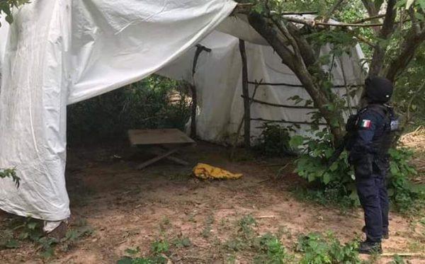 Desmantelan campamento de huachicoleros en el Istmo