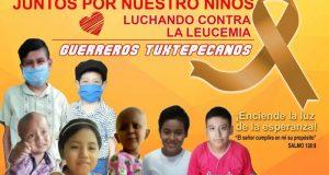 Padres de niños con Leucemia, realizarán una kermes buscando reunir fondos para los tratamientos