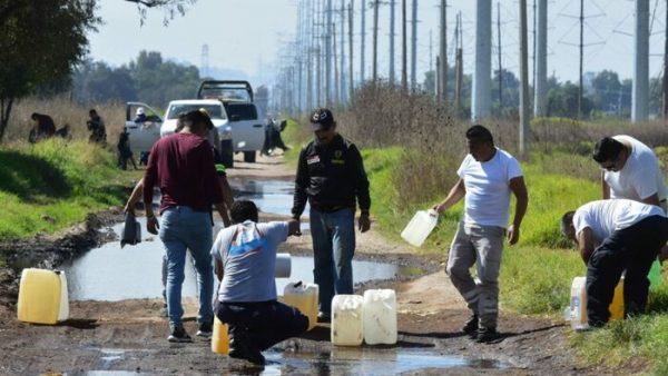 El huachicoleo se expande por las carreteras del País