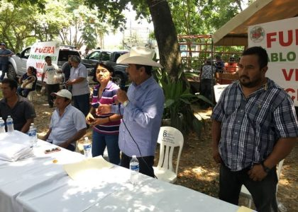 Yo soy el Presidente de ByCHOSA: Florencio Domínguez