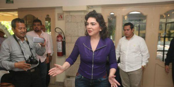 Equipo de Ivonne Ortega pide disculpas al PRI Oaxaca